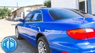 Очень большой объем работы на одной машине!  Mazda Xedos 9 | Часть 2