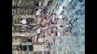 КОВАННЫЕ ИЗДЕЛИЯ(Это видео создано в редакторе слайд-шоу YouTube: http://www.youtube.com/upload., 2013-05-18T16:03:09.000Z)