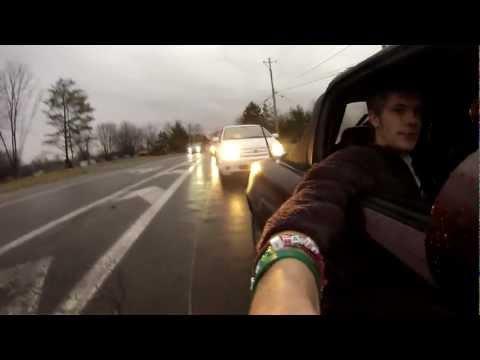 Cincinnati Street Drifting Montage | 1995 Mazda Miata Mx-5 | Keep Drifting Fun
