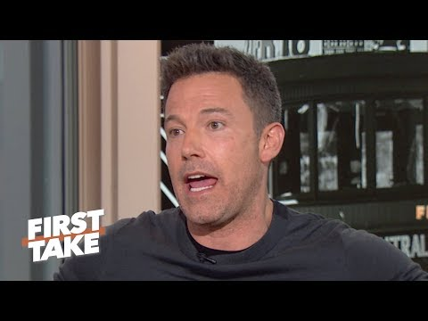 Ben Affleck Defends His Red Sox And Reacts To The Astros' Sign-stealing Controversy   First Take