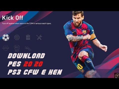 Best Ps3 Games 2020.Pes 2020 Ps3 Download Gratis Ps3 Cfw E Hen