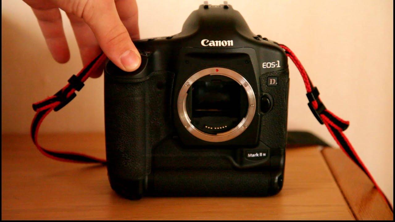 canon eos 1d mark ii n shutter speed 8 5 fps youtube rh youtube com Canon G7X Mark II Samples Canon Mark II Sale
