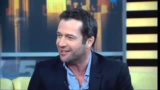 James Purefoy   New York News Video