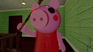 PIGGY - a Roblox Piggy Parody of Arizona Zervas's Roxanne