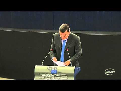 EU Barroso calls for 'federation of nation states'