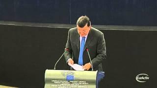 EU Barroso calls for 'federation of nation states' thumbnail