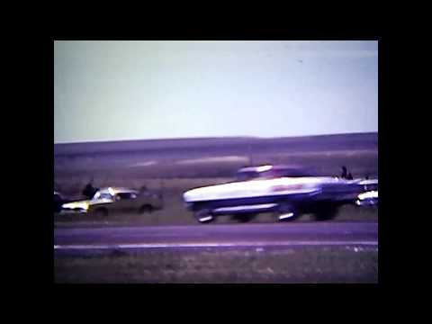 Vintage Drags-Great Falls Montana-Early 1970