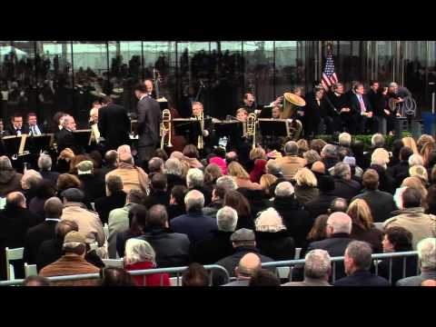 Edward M. Kennedy Institute For the U.S. Senate Opens with Historic Ceremony