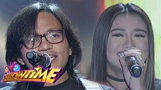 It's Showtime: Morisette and Ebe sing 'Makita Kang Muli'