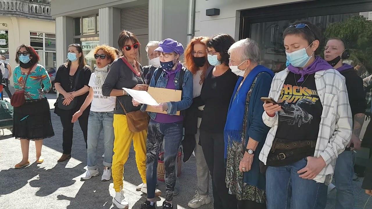 Pau : rassemblement aux Halles en mémoire de Chahinez