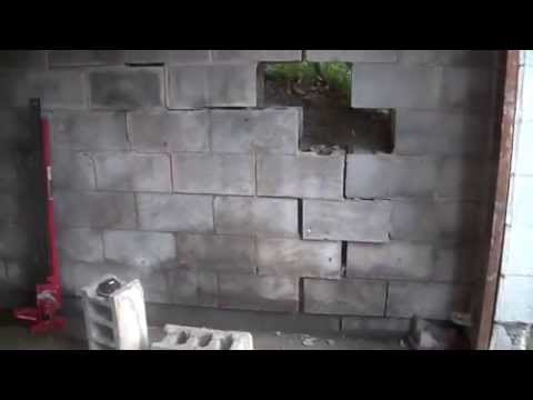 8215 block wall repair day 1 making a plan youtube 8215 block wall repair day 1 making a plan solutioingenieria Gallery