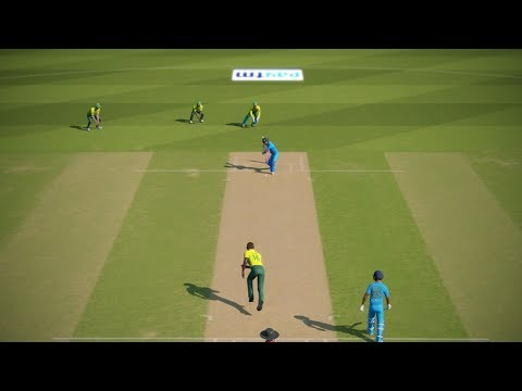 LIVE : India Vs South Africa  2nd T20 Live Match ( CRICKET 19 )