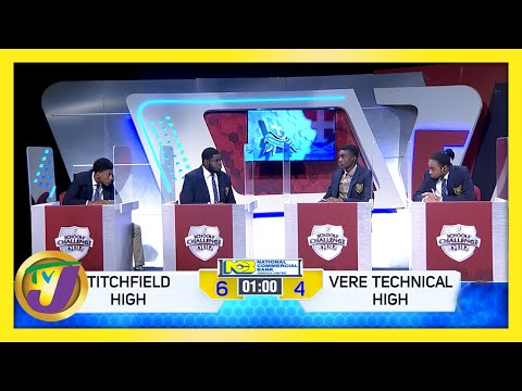 Titchfield High vs Vere Technical High | TVJ SCQ 2021