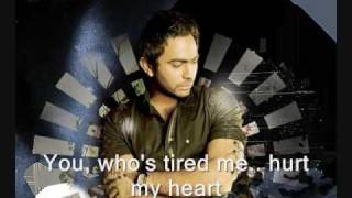 Tamer Hosny - Ya Ta3ebny يا تاعبنى ♥English Subtitles♥  Arabic  Love Song