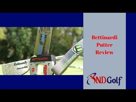 Bettinardi Putters Review