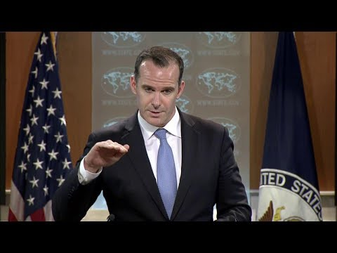 Special Presidential Envoy McGurk Briefs on Global Coalition to Defeat ISIS Meeting