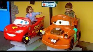 Ride on Cars Fun Playtime Power Wheels  Kids Song