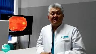 День в календаре 12 октября Всемирный день зрения. Видео с офтальмологом: Алмазбек Исманкулов