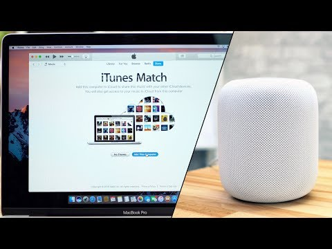 Pay Only $2 A Month For ITunes Match Music On HomePod!