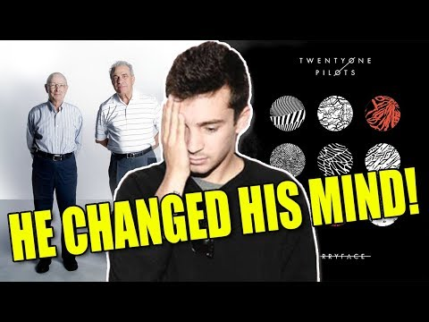 Tyler Joseph CHANGED HIS MIND on Car Radio!