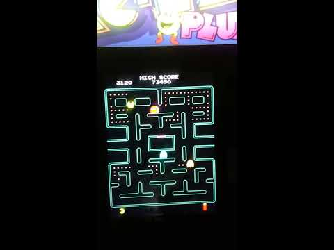 Arcade1Up Pac-Man Plus (PCB Problem) games running slow from TboneNY10