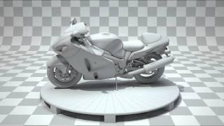 Моделирование мотоцикла