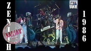 KASSAV' - ZENITH 1986 -AYE-WEST INDIES-PA BIZWEN PALE-ZOUK LA
