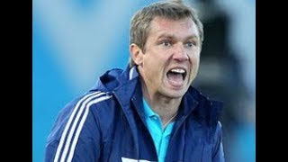 Андрей Талалаев  СКАНДАЛЬНАЯ пресс-конференция после матча