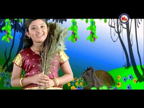 KANNULA NINDA   ALLARIKANNAYYA   Lord Sree Krishna Devotional Songs   Telugu