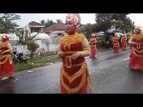 """Society Activity """"Malang Art and Cultural Parade part.4"""""""