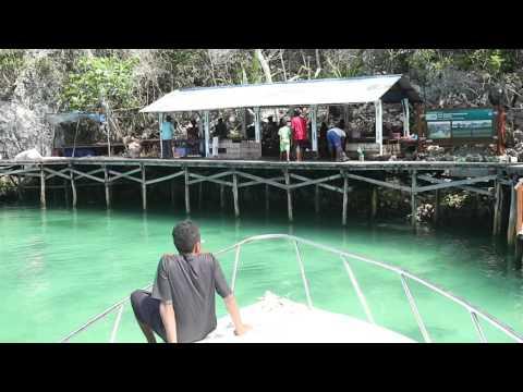 Waisai , Raja ampat island - West papua 🌴