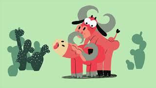 Эволюция гениталий животных! Menno Schilthuizen #TED-Ed