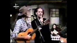 Renato Teixeira e Almir Sater -  Tocando Em Frente | TV CULTURA