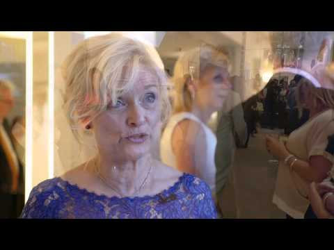 Joyce Young Interview - Glasgow Showroom Launch