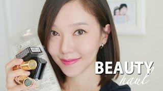 Beauty Haul ♥ 메이크업 쇼핑했어요! Thumbnail