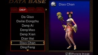 Dynasty Warriors 3 Xtreme Legends Diao Chan Ep 7: Diao Chan's Escape