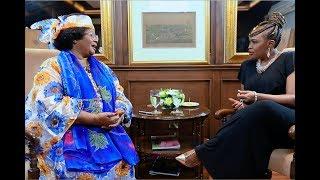 Caroline Mutoko Speaks to Dr. Joyce Banda on Leadership