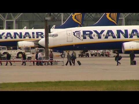euronews (en español): Fomento obliga a Ryanair a operar el 100% de los vuelos a las islas durante la huelga