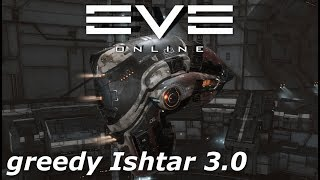 EVE Online - prepping the Ishtar for Gallente space