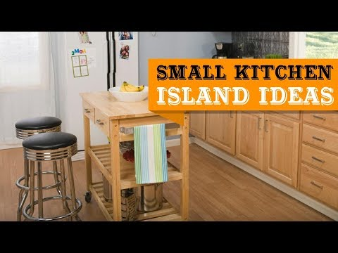 35+ Small Kitchen Island with Seating Ideas