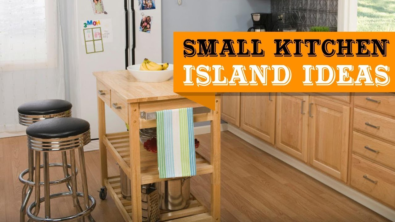 35 Small Kitchen Island With Seating Ideas Youtube