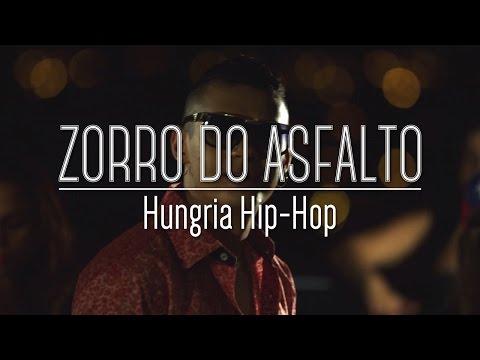 Hungria - ZORRO DO ASFALTO ( LANÇAMENTO )
