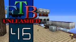 Minecraft Feed the Beast - S1.5 Ep 46 - Quarries & MassFab Reworked!
