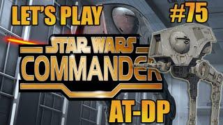 Star Wars Commander Empire Part #75 AT-DP (All Terrain Defense Pod)