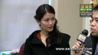 8模 A. Lin 裴殷 正準備王家衛《一代宗師》拍攝工作 沒想過整容突出自己