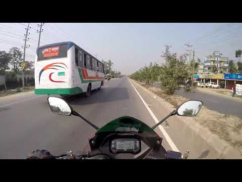 Dhaka To Maymanshing Bike Ride || Part 1 ||