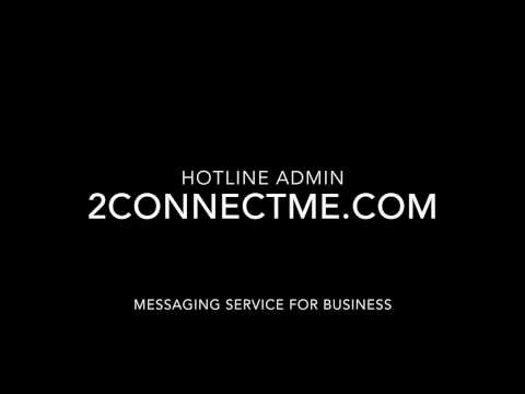 2ConenectMe - Hotline Admin