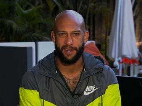 USA Goalie Tim Howard on tough loss to Belgium