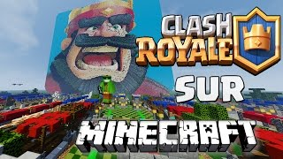 Clash Royale Sur Minecraft - Craft Royale !