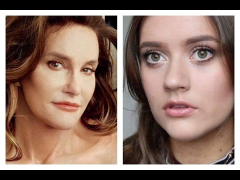 Caitlyn Jenner Vanity Fair makeup tutorial  | EmmasRectangle